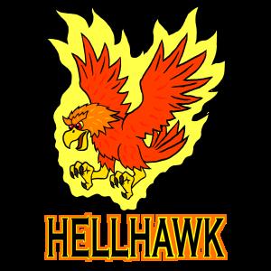 HellHawk Cartoon